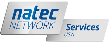 Logo Natec Network Services USA